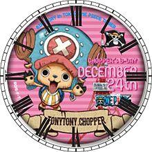 チョッパーで時計加工してみた♡´・ᴗ・`♡の画像(チョッパーに関連した画像)