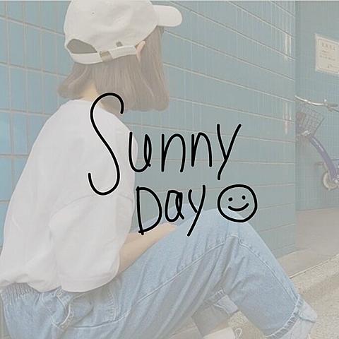 Sunny Day☺の画像(プリ画像)