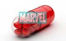 お薬とMARVEL💊の画像(YONEXロゴに関連した画像)