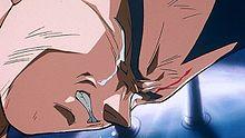 ベジータの泣きの画像(プリ画像)