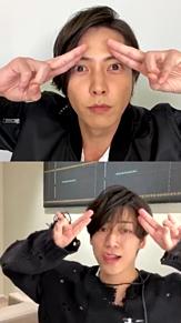 亀と山Pのコラボインスタライブ!!の画像(コラボに関連した画像)