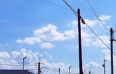 綺麗な空の画像 プリ画像