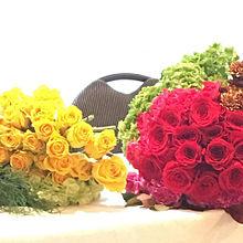 美しいバラの花束の画像(バラ 花束に関連した画像)