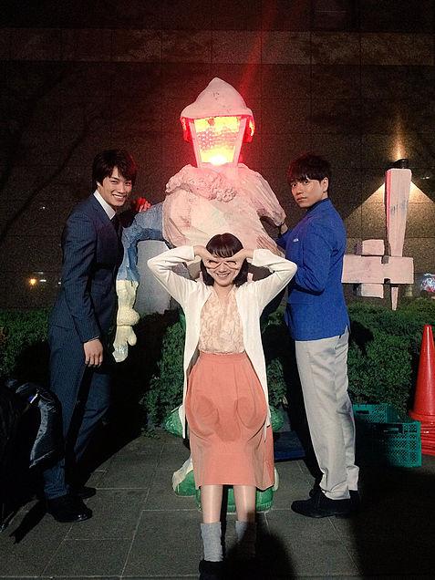 鈴木伸之、波瑠、山崎育三郎、あなたのことはそれほどの画像(プリ画像)