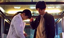 桐谷美玲、成田凌、人は見た目が100パーセント プリ画像