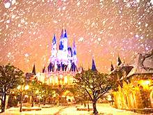 雪景色❄⛄ プリ画像