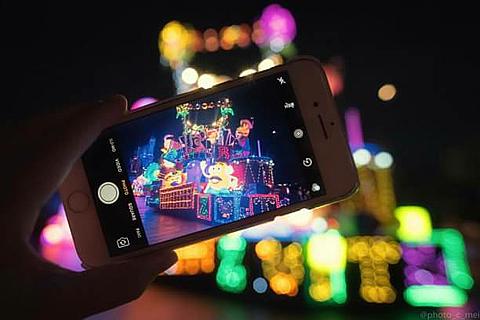 夜のパレードの画像(プリ画像)