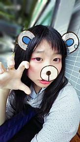 クマ(●´(エ)`●)♡の画像(プリ画像)