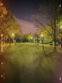 夜🌌の画像(公園に関連した画像)