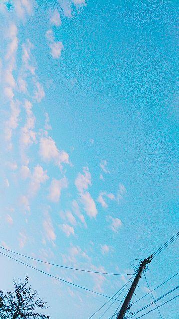 雲はやっぱりキレイ♡の画像(プリ画像)