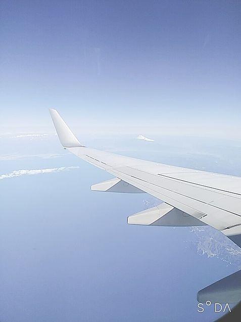 飛行機♥の画像 プリ画像