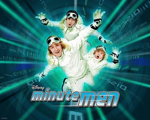 minute men♪の画像(プリ画像)