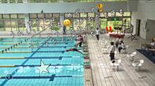 水泳大会の画像(水泳に関連した画像)