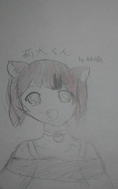 莉犬くん(色塗り)の画像(プリ画像)