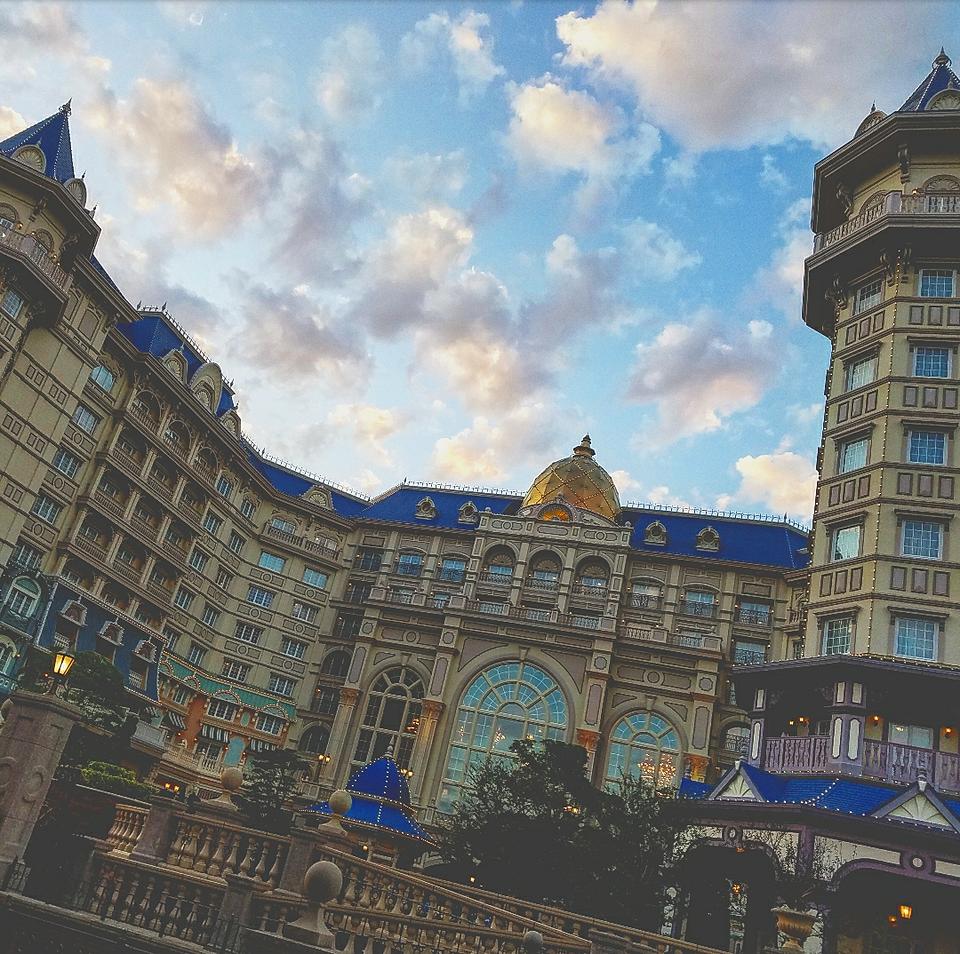 ディズニーランドホテル??✨[73536229] 完全無料画像検索のプリ画像