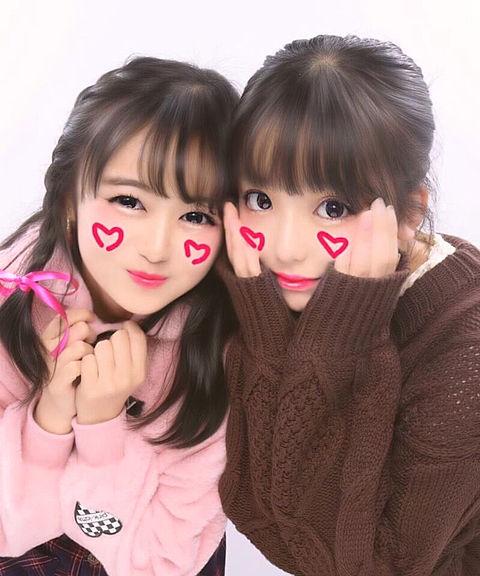 ♥はなおさき♥白井杏奈♥の画像 プリ画像