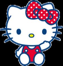 キティ サンリオ プリ画像