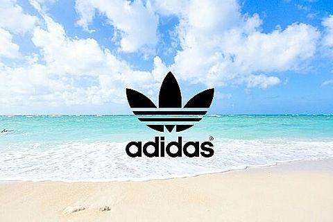 adidasロゴの画像 プリ画像