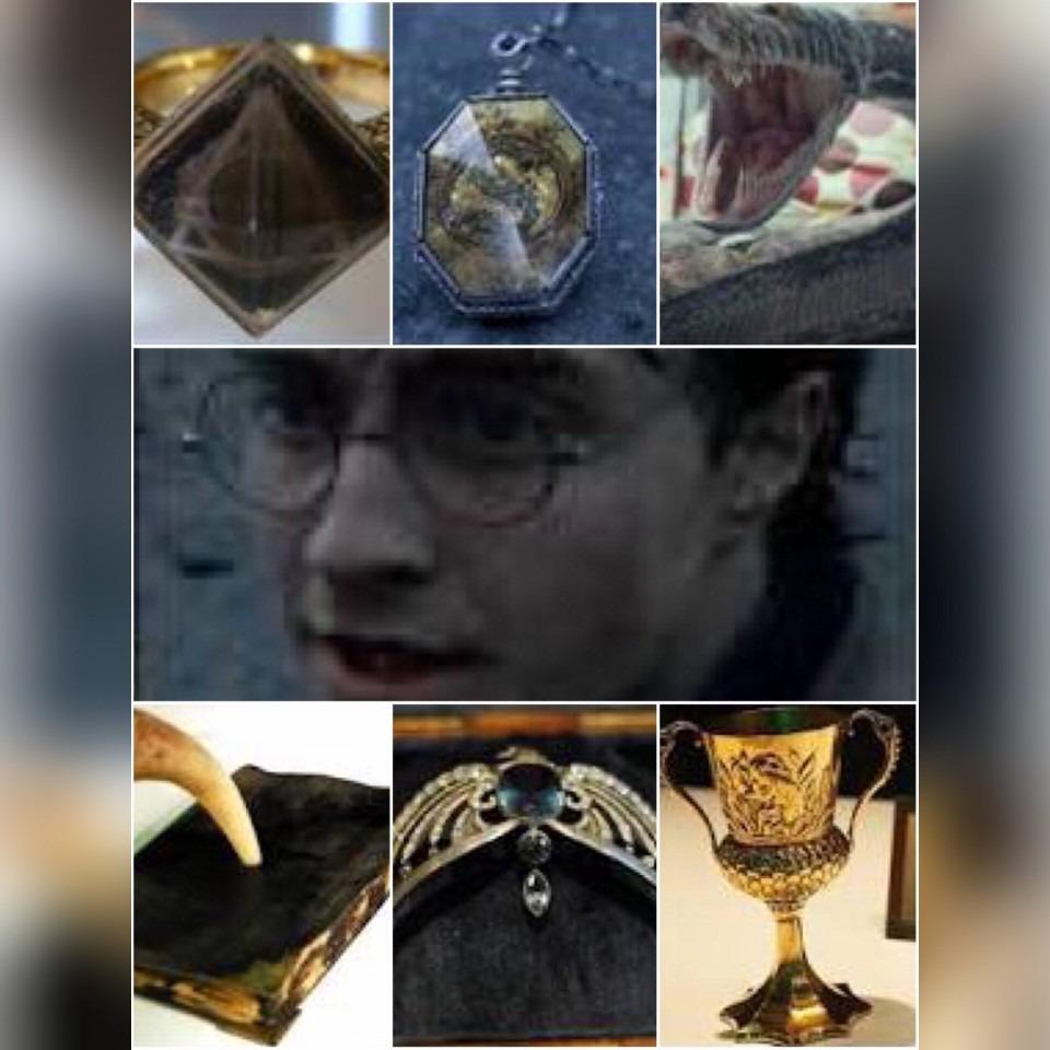 ハリーポッター 分霊箱の画像一...