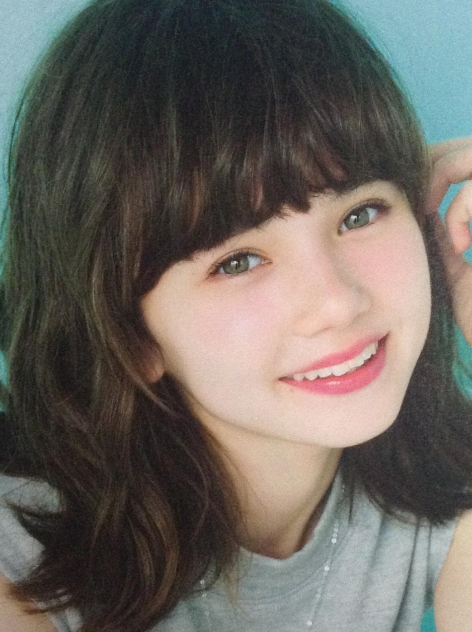15歳のマーシュ彩