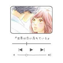 歌詞画→動画風の画像(プリ画像)