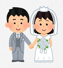 イラスト屋の画像(結婚式に関連した画像)