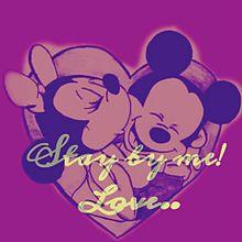 ミニー&ミッキー