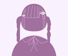 🖤アイコン💜おしゃぶりとりぼん✖➸詳細お読みください🧸の画像(りぼんに関連した画像)