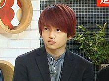 赤髪の風磨♡の画像(プリ画像)