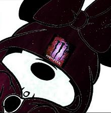 ダークミニーモンスターエナジーの画像(フードミニーに関連した画像)