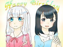 誕生日の子は同時に描いていくスタイルの画像(エロマンガ先生に関連した画像)