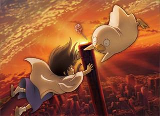 小さい小太郎とエリザベス高画質画像です。