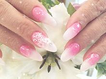 春ネイルの画像(春ネイルに関連した画像)