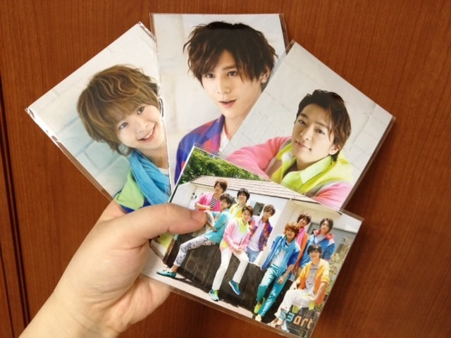 Hey!say!jump Smartツアーグッズ