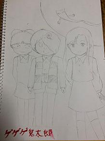 ゲゲゲの鬼太郎3期線画の画像(ゲゲゲの鬼太郎に関連した画像)