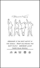 GReeeeN ネップリの画像(アーティストに関連した画像)