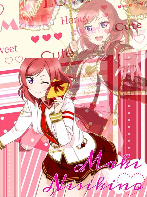 真姫のバレンタインの画像(プリ画像)