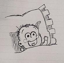 十四松赤ちゃん プリ画像