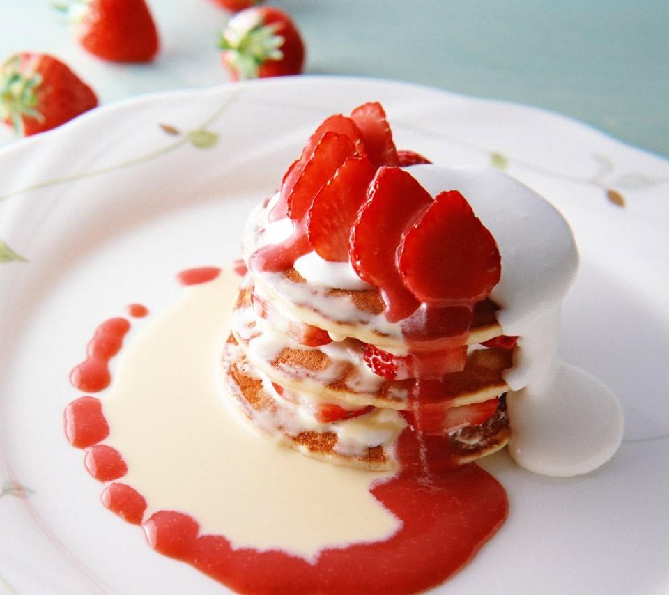 イチゴの料理・スイーツの画像を並べてみた【飯テロ】