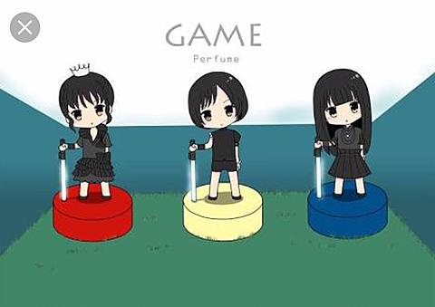 perfume game!の画像(プリ画像)