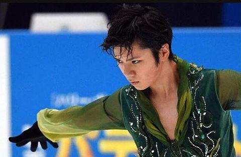 宇野昌磨フィギュアスケート★パーマしょうまの画像 プリ画像