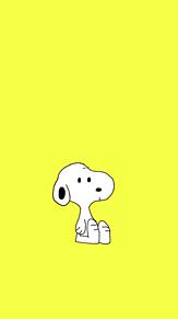 スヌーピー プリ画像