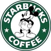 ミッキー スターバックス スタバ コラボの画像(プリ画像)