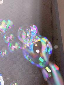エモいシャボン玉✨✨の画像(シャボン玉に関連した画像)