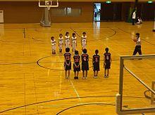 バスケ試合 プリ画像