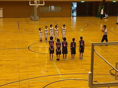 バスケ試合の画像(プリ画像)