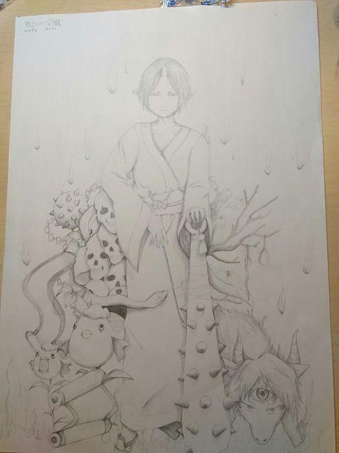 鬼灯の冷徹の画像(プリ画像)
