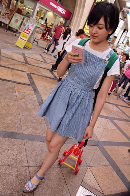 須藤 りりぽん NMB48 † 1507a私服の画像 プリ画像