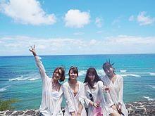 永尾まりや 高城亜樹 1606a AKB48 ハワイの画像(プリ画像)
