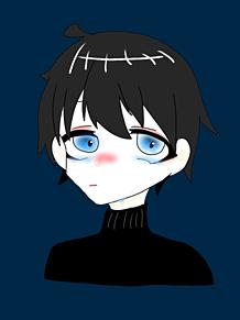 鬱男子の画像(#自作発言禁止に関連した画像)